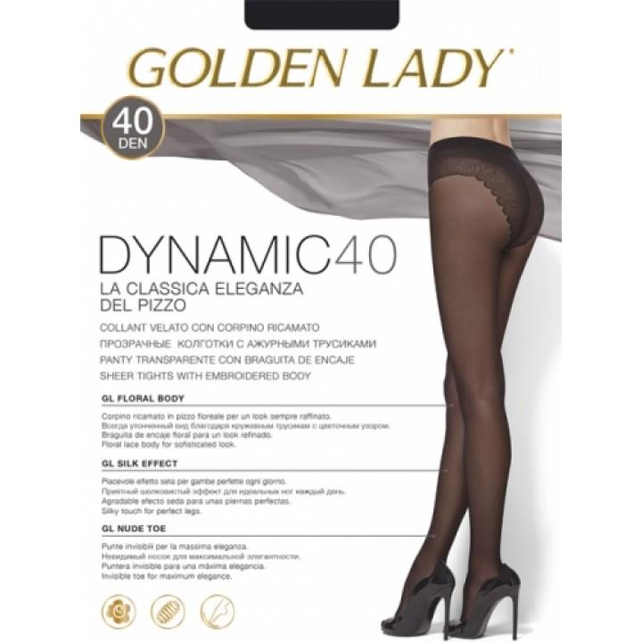 Колготки женские GOLDEN LADY DINAMIC 40