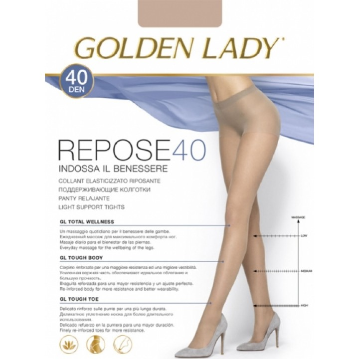 Колготки женские GOLDEN LADY REPOSE 40