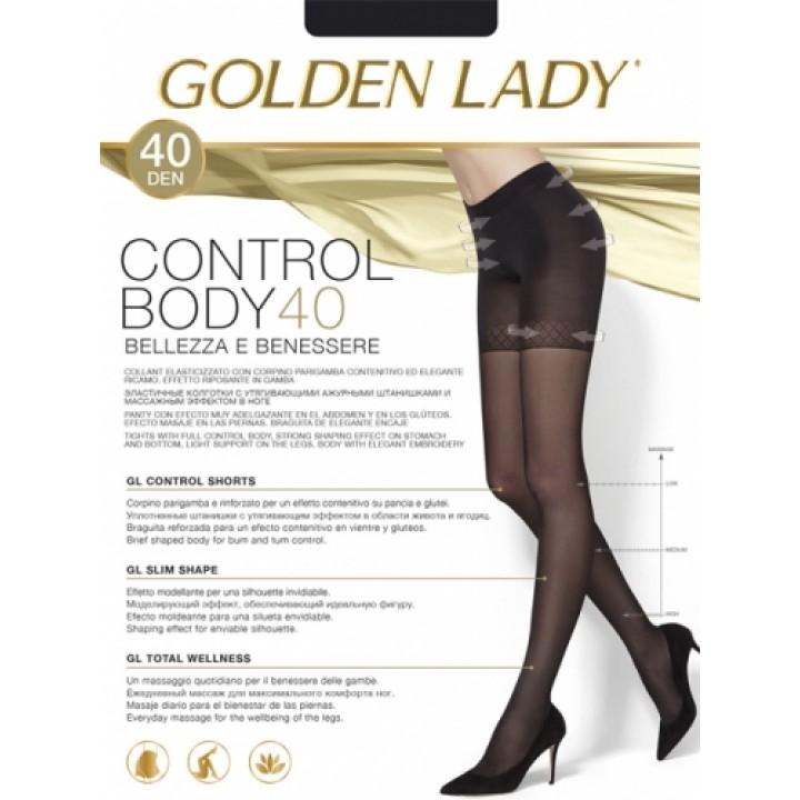 Колготки женские GOLDEN LADY CONTROL BODY 40