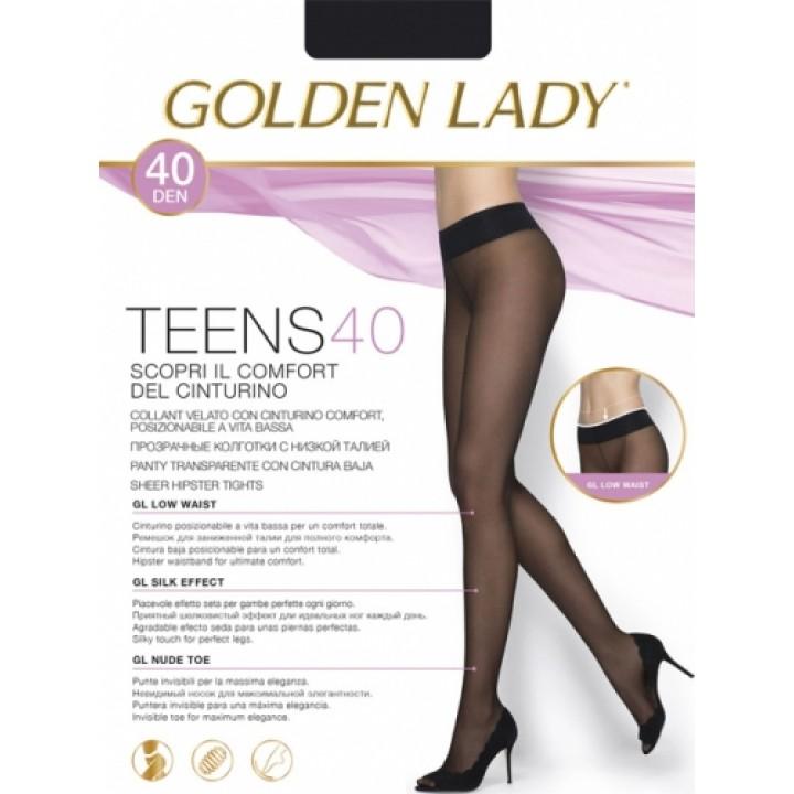 Колготки женские GOLDEN LADY TEENS 40 VITA BASSA