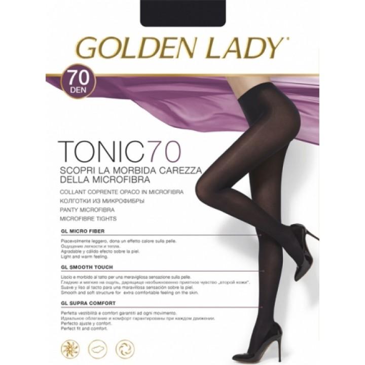 Колготки женские GOLDEN LADY TONIC 70