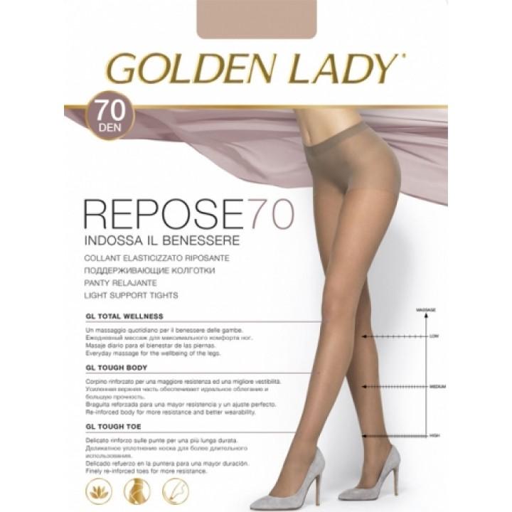 Колготки женские GOLDEN LADY REPOSE 70