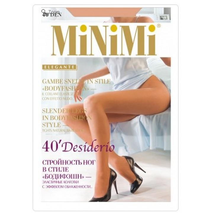 Колготки женские MINIMI DESIDERIO 40
