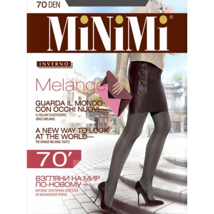 Колготки женские MINIMI MELANGE 70