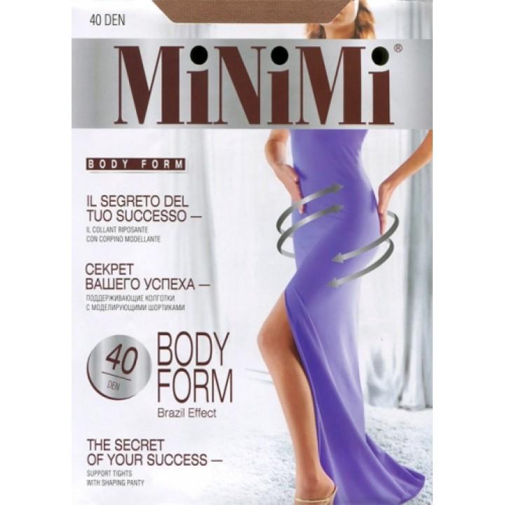 Колготки женские MINIMI BODY FORM 40/70